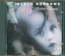 The Black Sorrows - Better Times Cd Perfetto