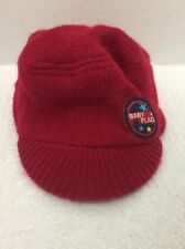 The Children'S Place Boys 6-12M Red Brim Hat