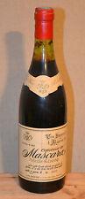 Coteaux de MASCARA Vino di Algeria - Vin D'Algérie DA COLLEZIONE (041)