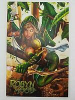 Zenescope Grimm Fairy Tales Robyn Hood 1 Cover B Comic NM