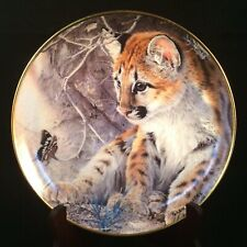 Collector Plate First Encounter from The Franklin Mint Collection # JA4071