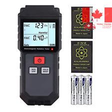 Proster EMF Meter 1 1999 V M Digital LCD EMF Detector Radiation Detector Hand...