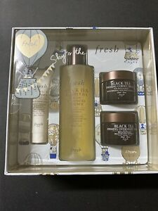 Fresh Black Tea Firming Beauty Bundle Gift Set