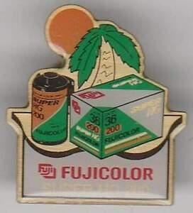 Pin metaal / Badge metal - Fuji - Super HG 200