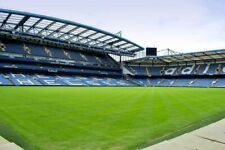 More details for stamford bridge chelsea fc matthew harding north west stand photograph print