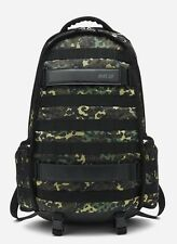 (BA5131-210) NIKE SB RPM Graphic Camo Backpack Iguana/Black