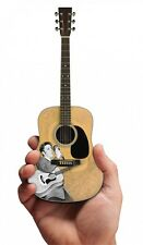 Elvis Presley Signature '55 Tribute Acoustic Model Miniature Guitar Re 000211529