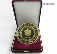 THE ADELAIDE POUND 6.7oz Silver Gold Plated Proof Coin
