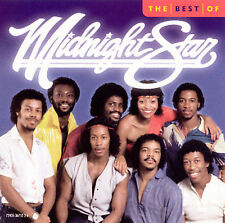 The Best of Midnight Star [EMI] by Midnight Star (CD, Apr-2002, EMI-Capitol Spe…