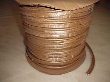 Marine/Boat/Pontoon/RV/Automotive/Upholstery Vinyl Welt Welting Piping - Copper