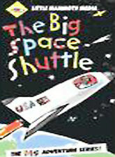 THE BIG SPACE SHUTTLE USED - VERY GOOD DVD