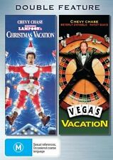 National Lampoon's Christmas Vacation / Vegas Vacation (DVD, 1997) Chevy Chase