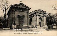 CPA PARIS 20e Tombeaux historiques La Chapelle Le Monument du Souvenir (254670)