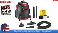 Shop-Vac 16-Gallon 6.5-HP Wet/Dry Home Garage Shop Vacuum-Cleaner Heavy Duty