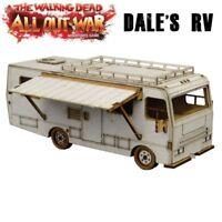 The Walking Dead Dale's RV Winnebago Chieftain All Out War Mantic Games Car Van