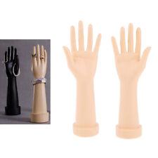 Mannequin Hand Display Bracelet Necklace Ring Stand Holder Female Right Left