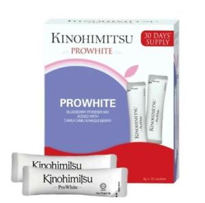Kinohimitsu ProWhite for Brighten Skin Eliminate Spot 8g x 30 sachets EXPRESS