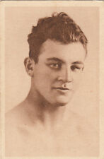 Maurice Griselle BOXE BOXING FRANCE SPORT CARD IMAGE 30s