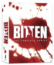 BITTEN : THE COMPLETE SERIES SEASON 1 2 & 3  -  DVD - REGION 1 - Sealed