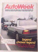 Autoweek Magazine Japans First Sefan Paris Dakar February 17, 1986 011717RH