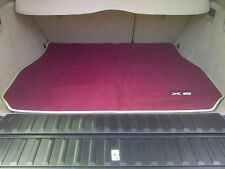 BMW Car Boot Carpet Overmat with Contrasting Binding