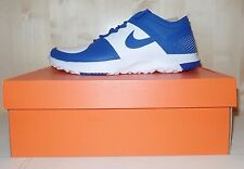 Nike FS Lite Trainer Mens Shoes White Game Royal 615972 104 Size 10