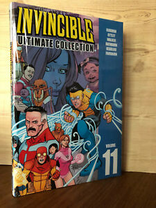 Invincible Ultimate Collection Vol 11 HC Hardcover 2017 Sealed