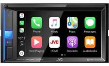 "JVC KW-M650BT 6.2"" Double DIN Bluetooth MP3/USB/FM/ Android Auto Apple CarPlay"