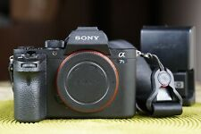 Sony Alpha A7S II 12.2MP Digital Camera Body - PD Strap, Batteries, Charger & SD