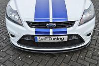 Sonderaktion Spoilerschwert Frontspoiler ABS Ford Focus ST DA3 MK2 07-10 mit ABE