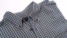 M/&s Blue Harbour Luxe Coton Brossé carreaux shirt