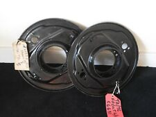 Alvis TA21 Front Back Plates O/S & N/S - New Old Stock