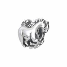 Watsup Silver Bead für Männer Silber Charms Pferd MKF-003 Männer Schmuck