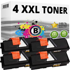 4x XXL TONER für Kyocera Mita FS-1120-D FS-1120-N  P2035d TK-160 Toner-Kassette