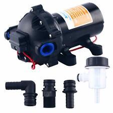 Caravan/rv/boat-AM Water Pressure Diaphragm Pump 12v 18.9 L/min 5.0 Gpm 60 Psi