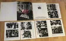 Emilio Estevez Disney's THE MIGHTY DUCKS press kit 6 Photos