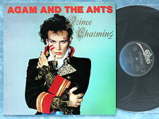 ADAM AND THE ANTS Prince Charming 25.3P-327 JAPAN LP 046az24