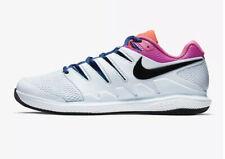 Nike Air Zoom Vapor X Hc Tennis Shoes Aa8030-401 Men's Us 9 Light Blue New $140