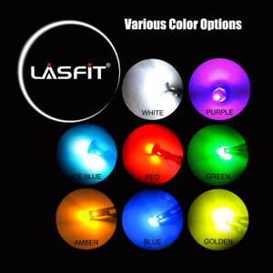 LASFIT T10 LED Interior Light kit for Toyota Camry Corolla Tacoma Sienna 4Runner