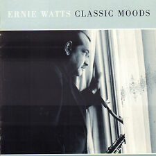 ERNIE WATTS - CLASSIC MOODS (1998 JAZZ CD )
