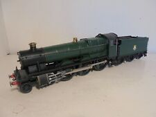 "Lionel""O""- BR 4-6-0 Castle Class-undecorated-little used-Green-20v-xcelnt/unboxd"