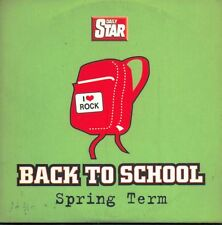 BACK TO SCHOOL SPRING TERM - PROMO CD: JAM, ROD STEWART, TEARS FOR FEARS, ABC ++