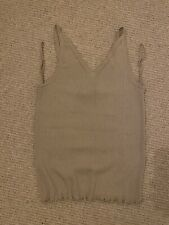 &other Stories String Top Size Small BNWOT