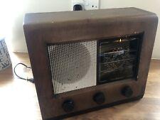 Old Radio Bush Antique