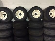 Set of 4 18x8.5-8 NEW golf cart tires EZGO Club Car Yamaha for golf carts