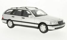 BOS029 - Mercedes C220 T-Modell (S202), silber 1996 - BoS 1:18