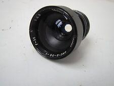 35mm lens block Lomo OKC2-35-1 f/2.8 Konvas Kinor Arriflex Red One Aaton 760007