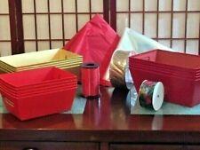 Gift Basket Supplies- Starter kit for 15 baskets- Christmas, Birthdays, Everyday