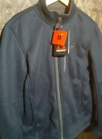 Gerry Waffle Sherpa Lined Full Zip Jacket Men's Size Large  New w/ Tags