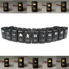 12V LED Fog Light Bar Zombie Switch For Toyota Landcruiser Hilux Prado FJ CRUISE